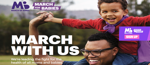 Feature: http://www.marchforbabies.org