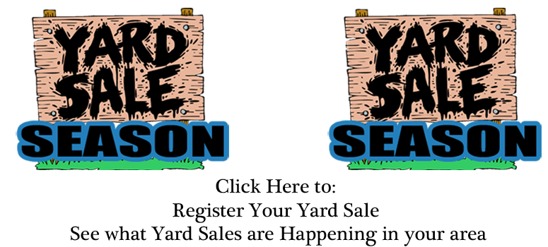 Feature: http://www.thevault1007.com/yard-sale-season/