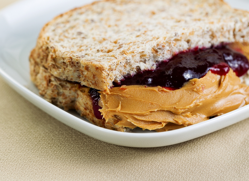 Lunchroom Lows...An Ode to PBJ