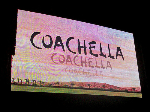 Can't leave Western Colorado to be in Indio, California for Coachella on April 15th? Watch it live on You Tube