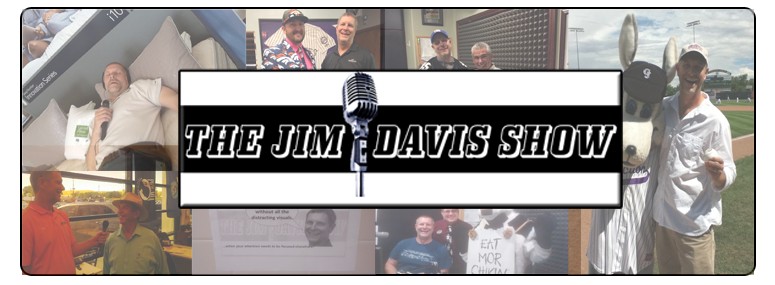 Just a Few Thoughts from Jim D...