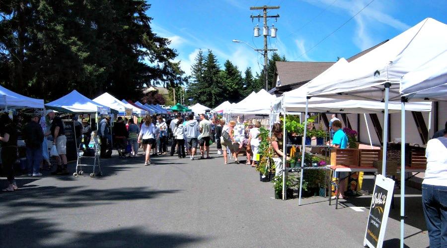 Qualicum Farmers Market celebrates 20th anniversary