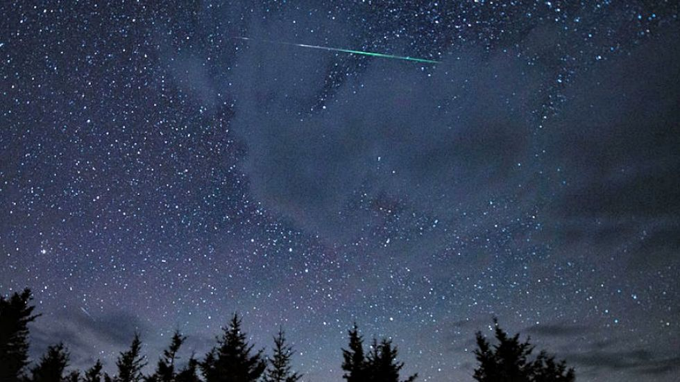 Despite smoke, annual meteor shower expected to be spectacular as ever