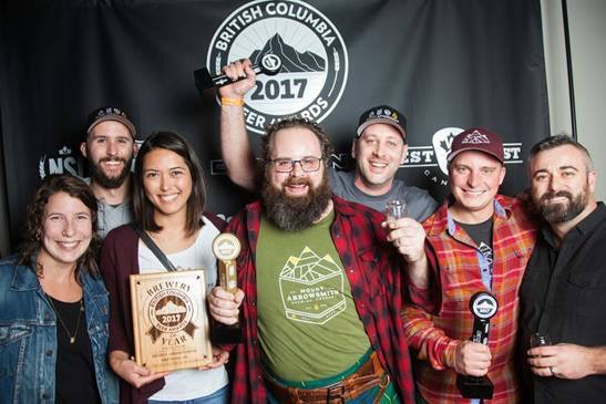 Parksville Brewery named Best in BC