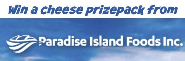 Paradise Island Cheese Prizepack