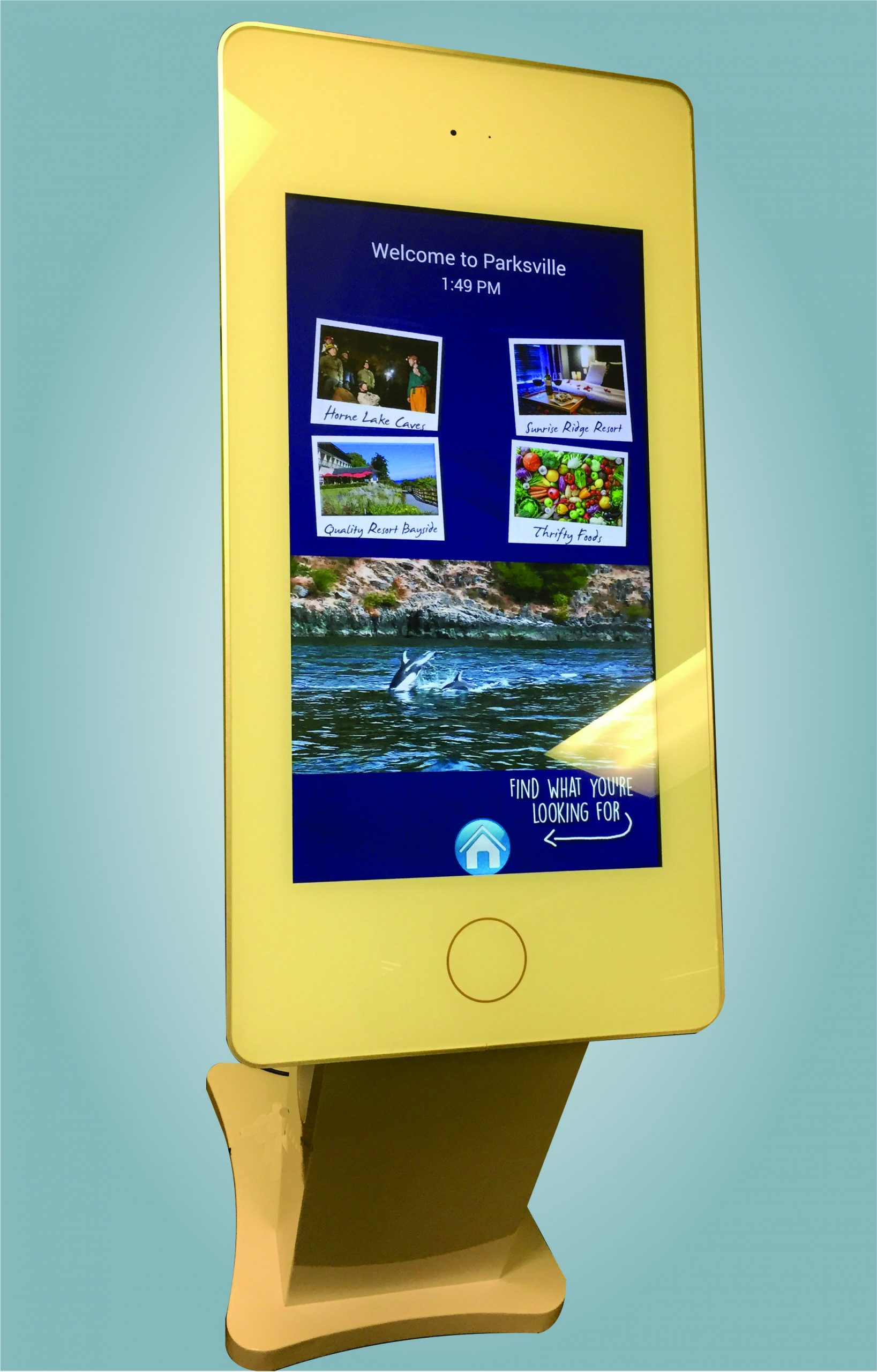Tourist information in Oceanside is now just a click away