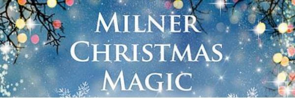 Milner Gardens Christmas Magic