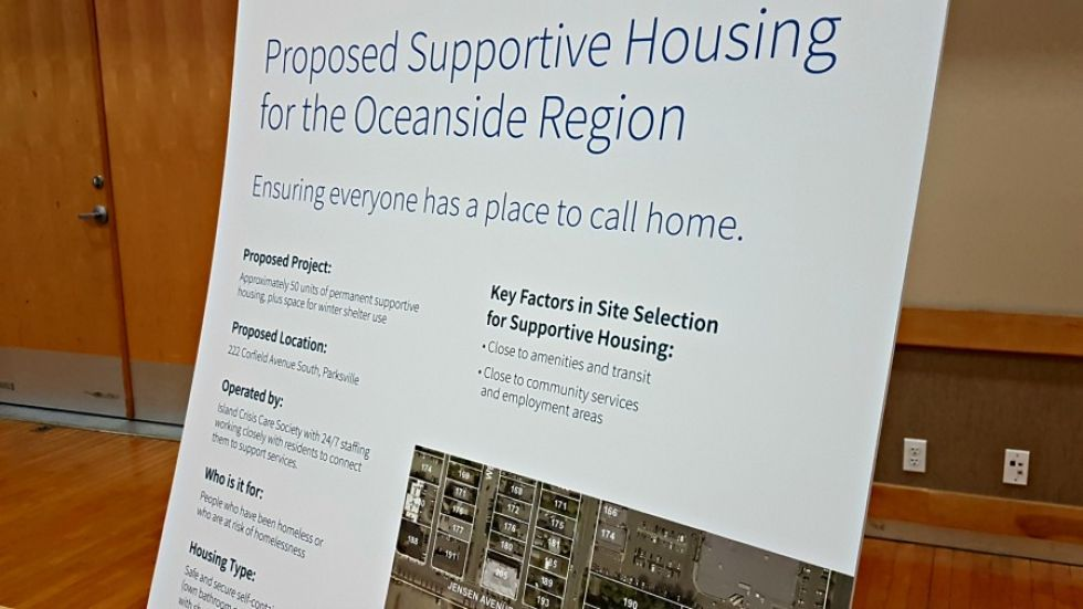 Familiar questions asked and answered about Parksville's proposed supportive housing