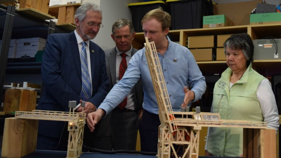 $100K investment helps VIU engineers for a changing future
