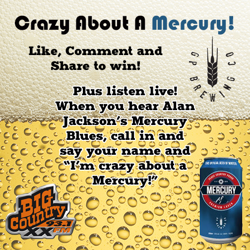 Crazy About A Mercury