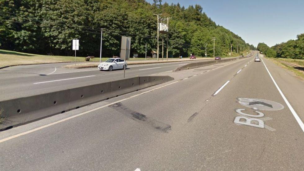 Motorcyclist seriously injured in Nanoose Bay crash
