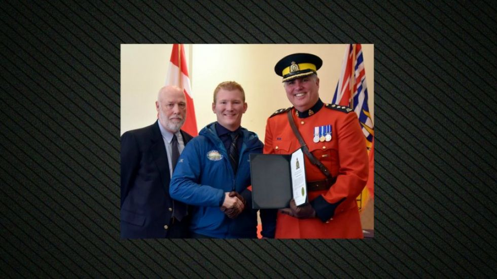 SAR group singled out for saving stranded man in backcountry