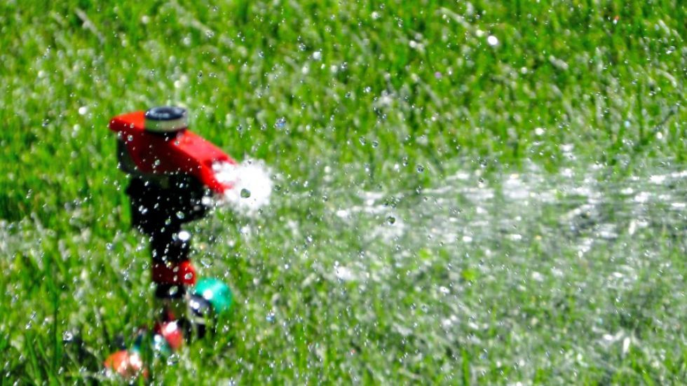 Despite rainy forecast, water restrictions now in effect in Central Island
