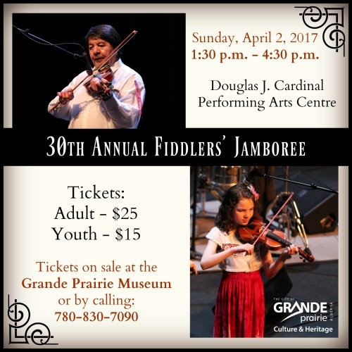Fiddlers Jamboree set for this week