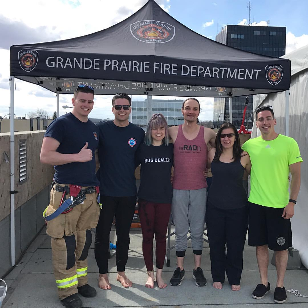 GP Firefighters Charitable Foundation raises $10,000 for muscular dystrophy