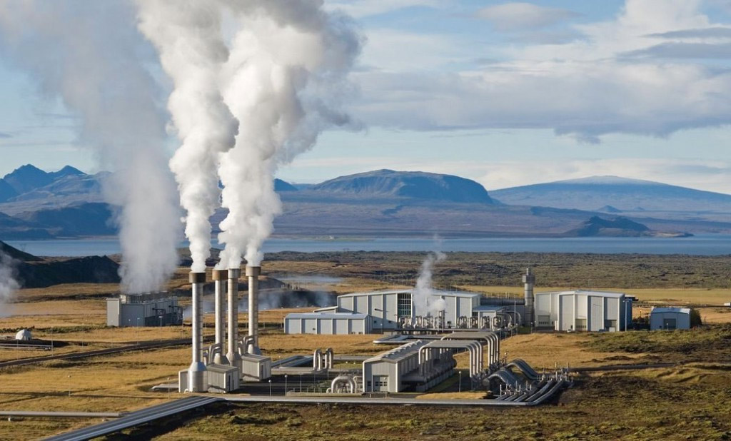 Geothermal facility could be in County's future