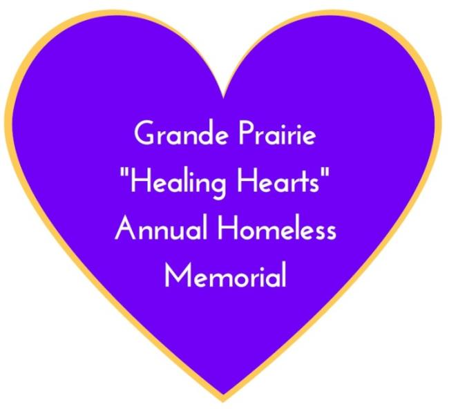 2nd Annual Healing Hearts Homeless Memorial goes this afternoon