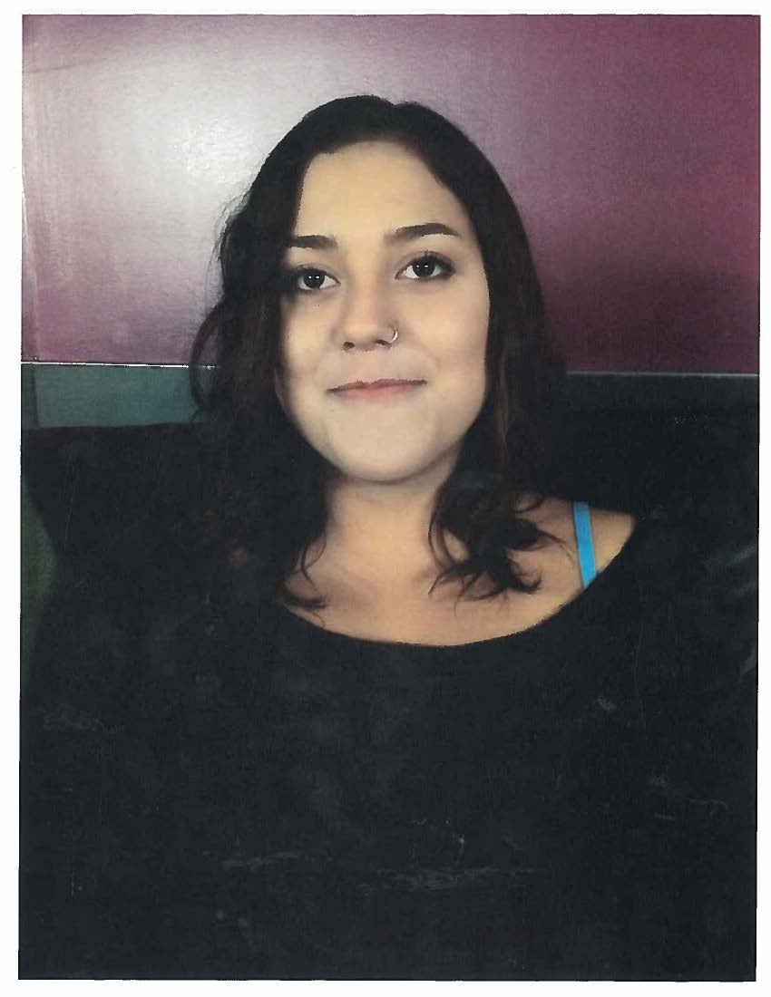 RCMP looking for missing teenager