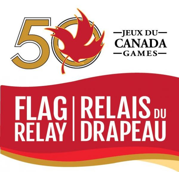 Canada Games flag arrives in GP