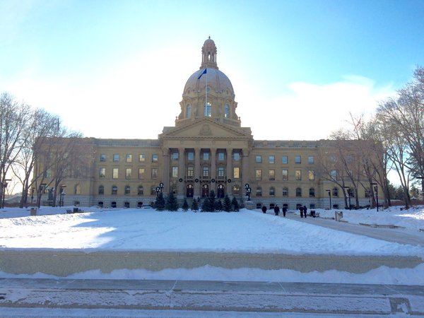 Spring sitting of Alberta legislature now in the books