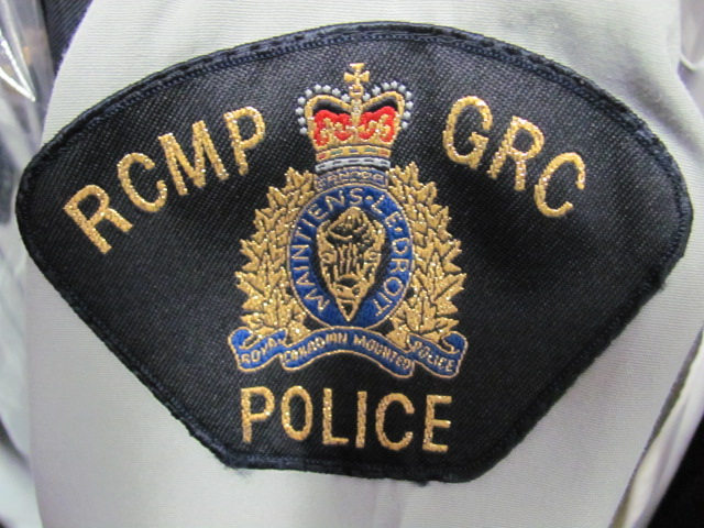 RCMP investigating a small fire from Friday morning