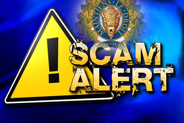 RCMP warn Albertans about scams