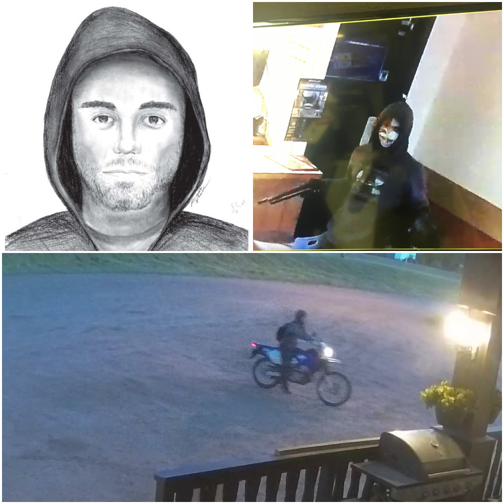 RCMP looking for suspect in Wanham hold-up