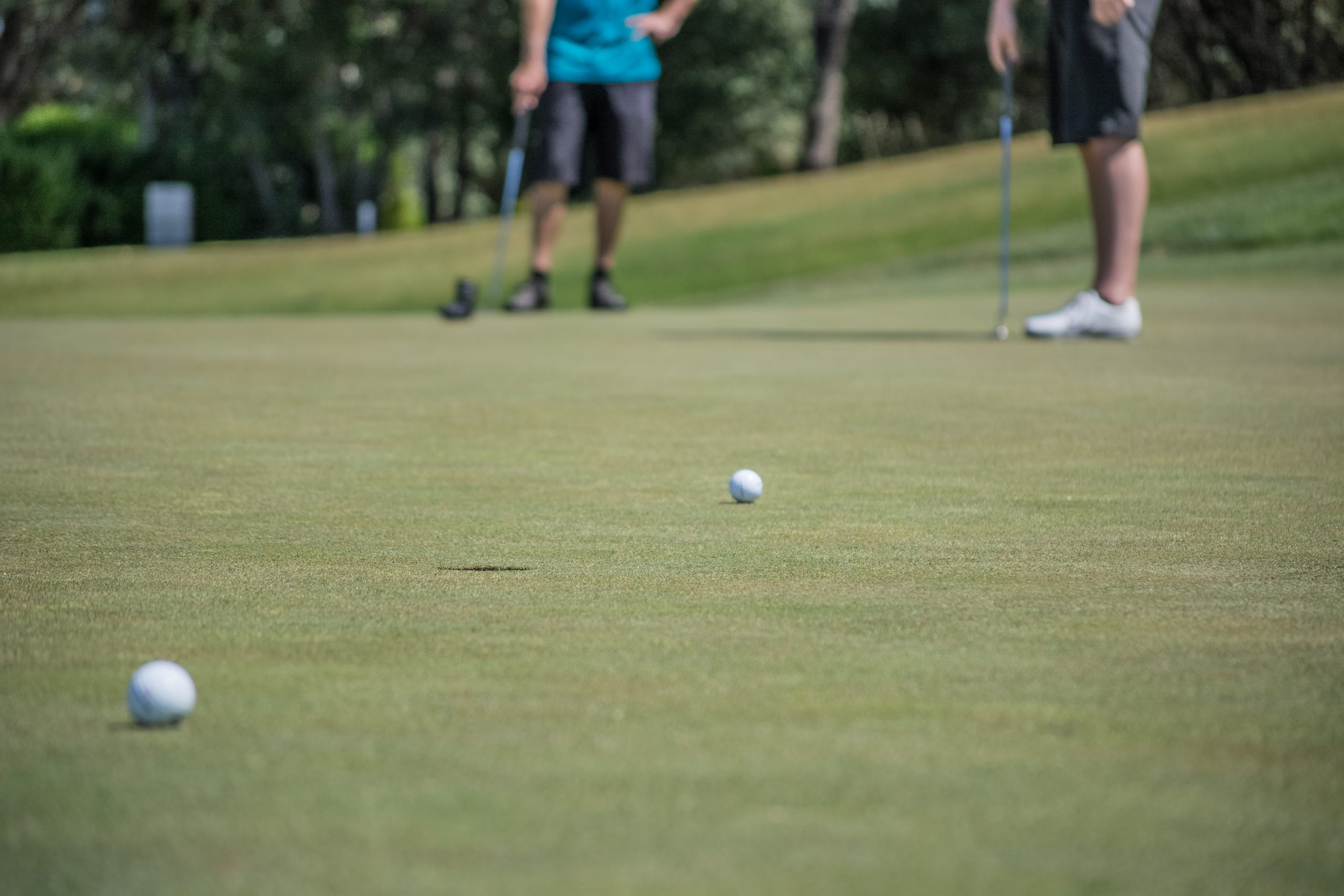 Campbell, Laubman and Holman share lead after second round of Alberta Men's Mid Amateur Championship