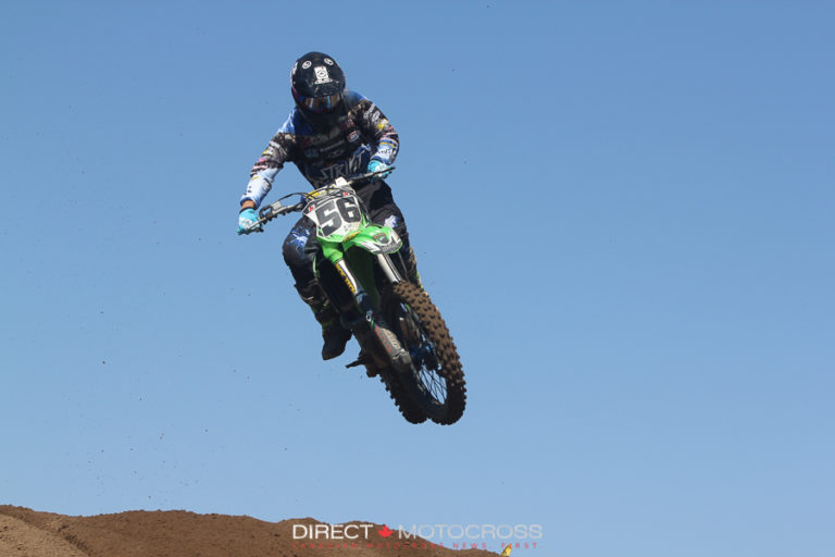 Motocross season continues for Beaverlodge racer