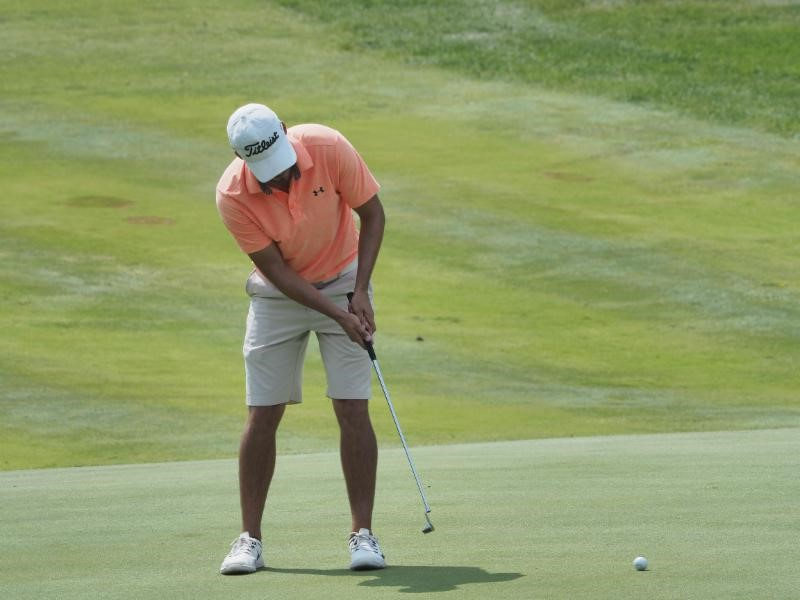 Sekulic leads Alberta Men's Amateur Championship after three rounds
