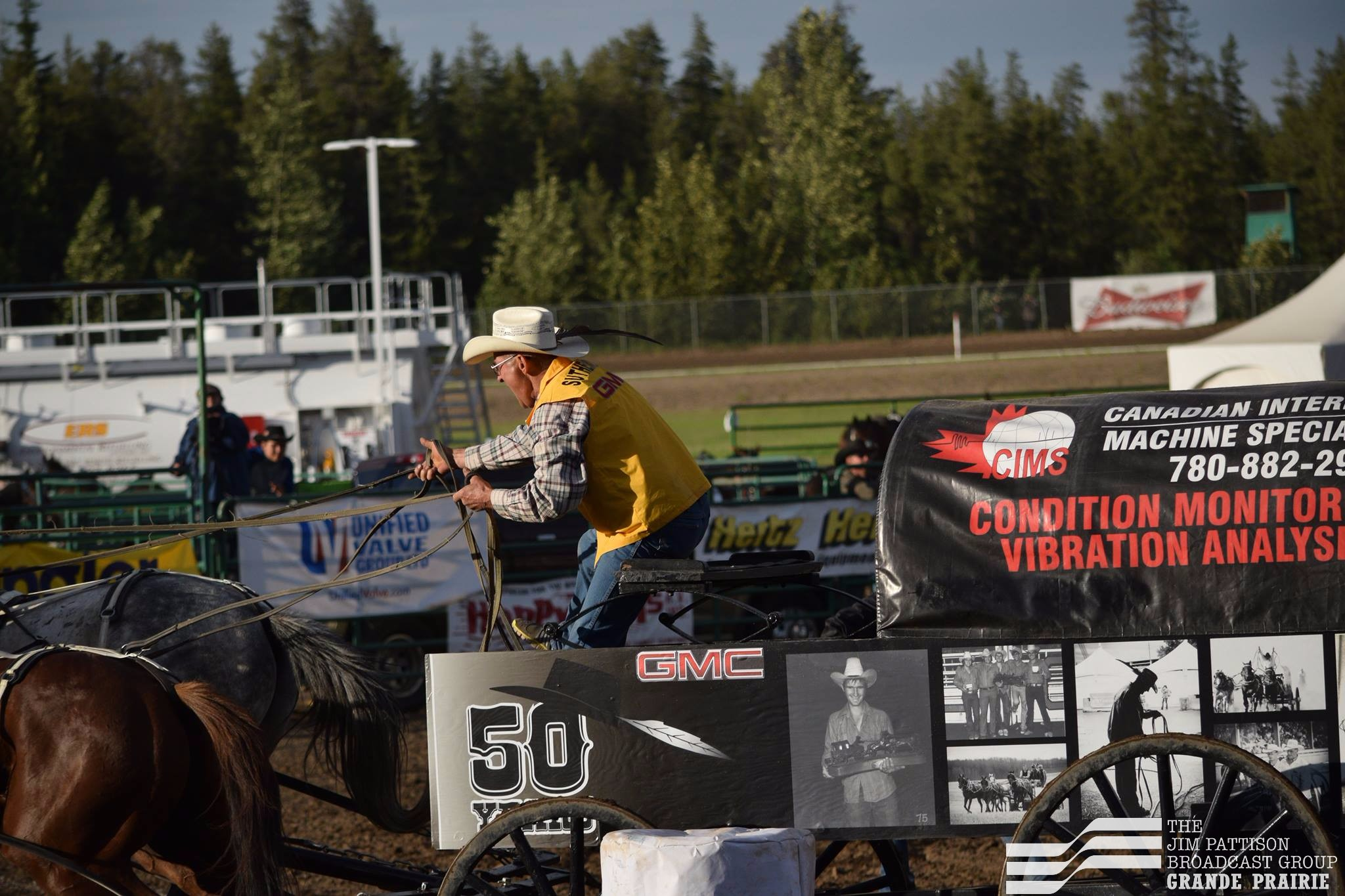 Kelly Sutherland retires after 50 years of professional chuckwagon racing
