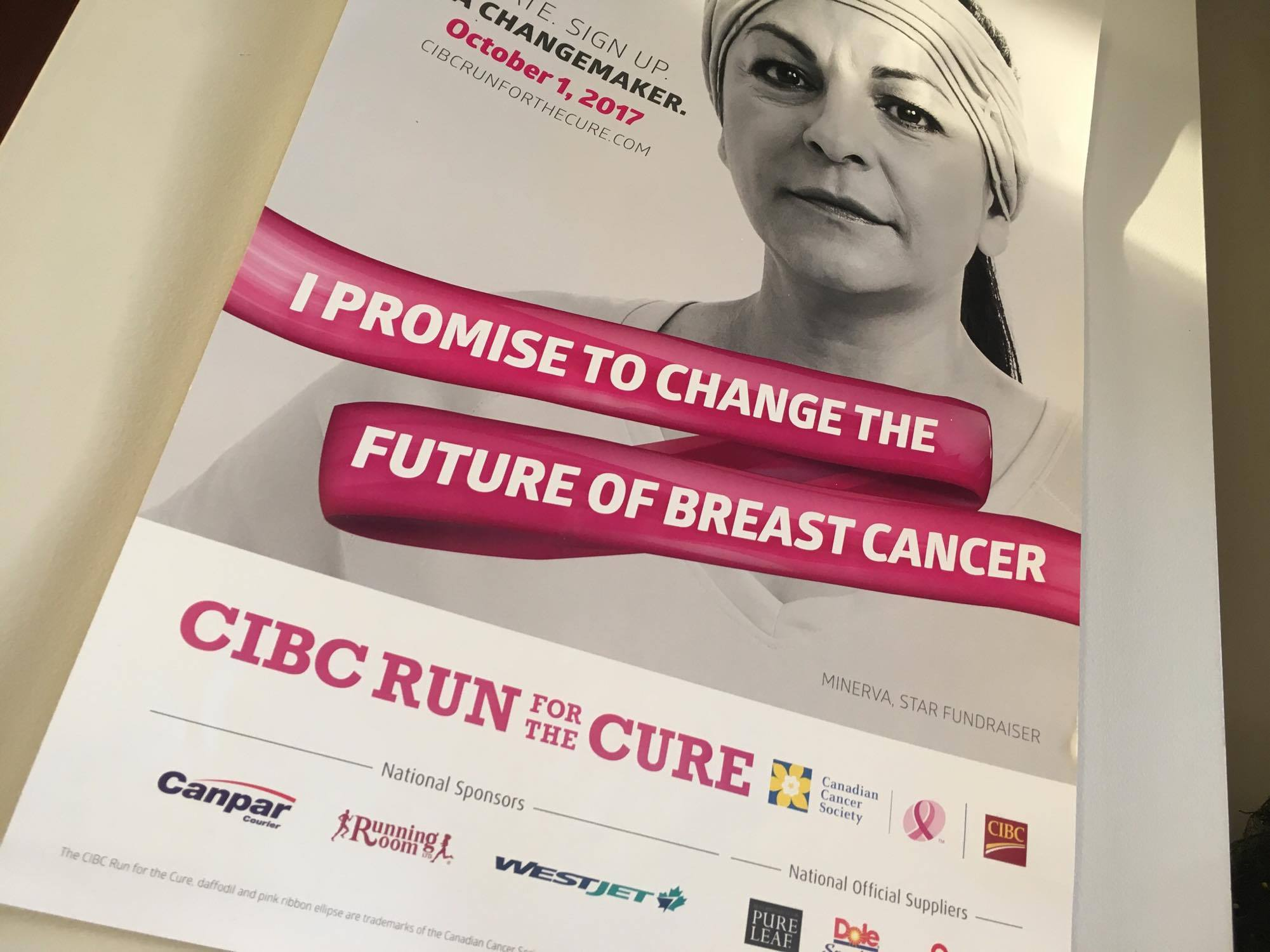 New addition to Run for the Cure in Grande Prairie