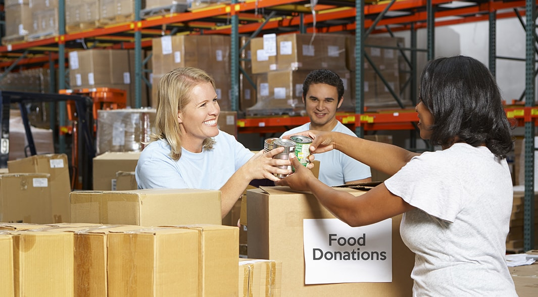 Rotary Food Bank Drive set for September 12
