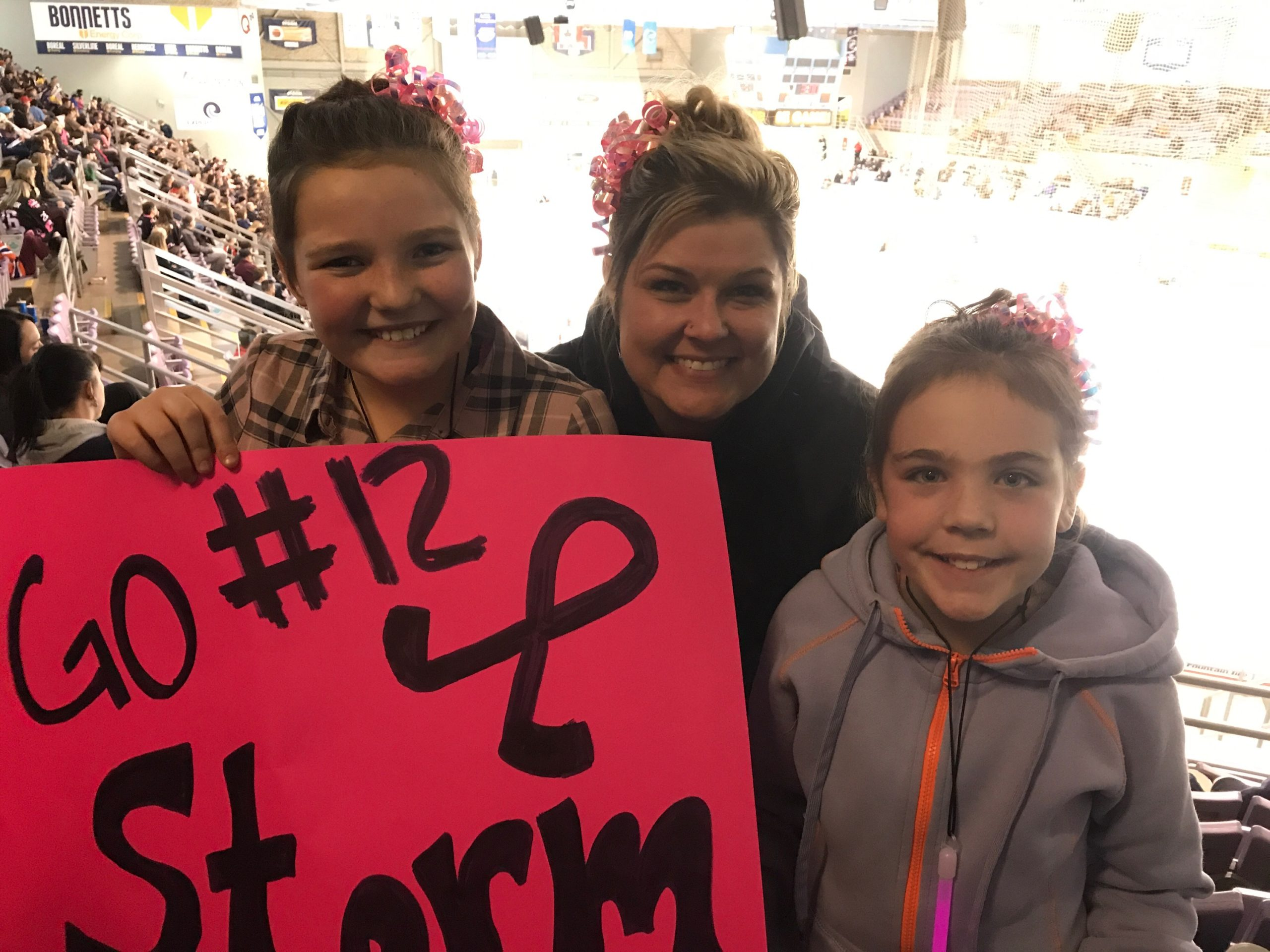 Storm attendance tops league