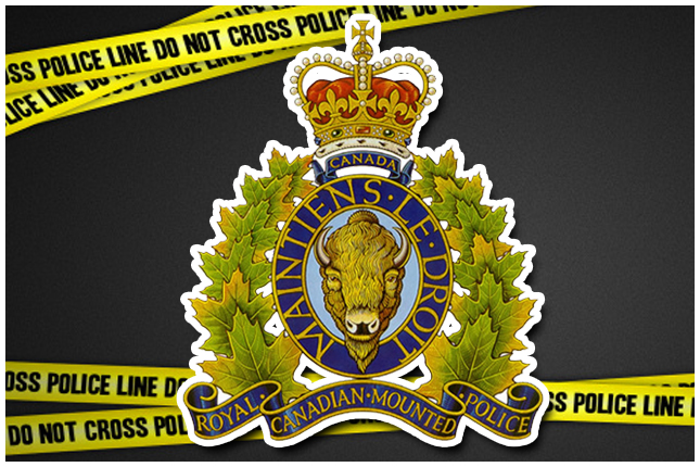 RCMP looking for Hit and Run suspect