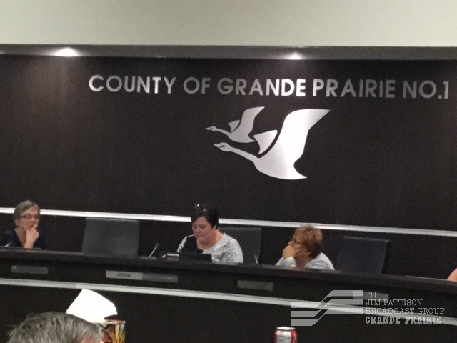 New County of Grande Prairie Council to be sworn in today