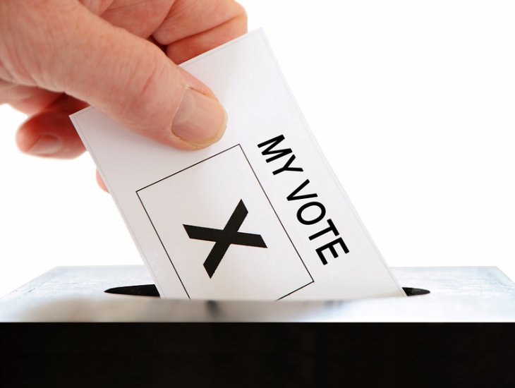 Municipal Election Day today