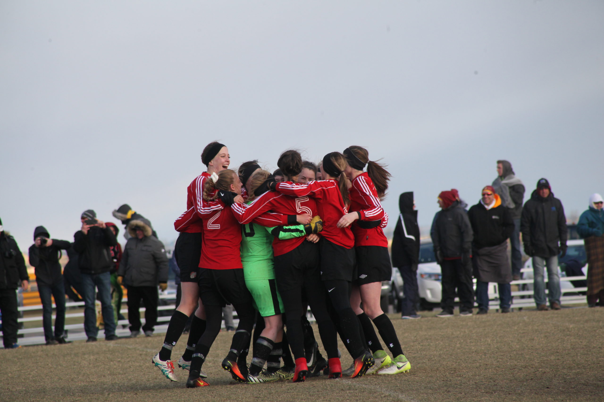 GPRC Women's soccer squad prepping for nationals
