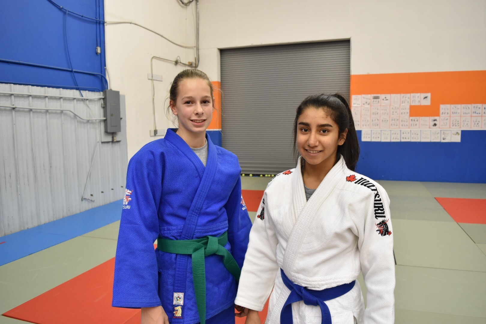 Local judo athletes part of Team Alberta at national events