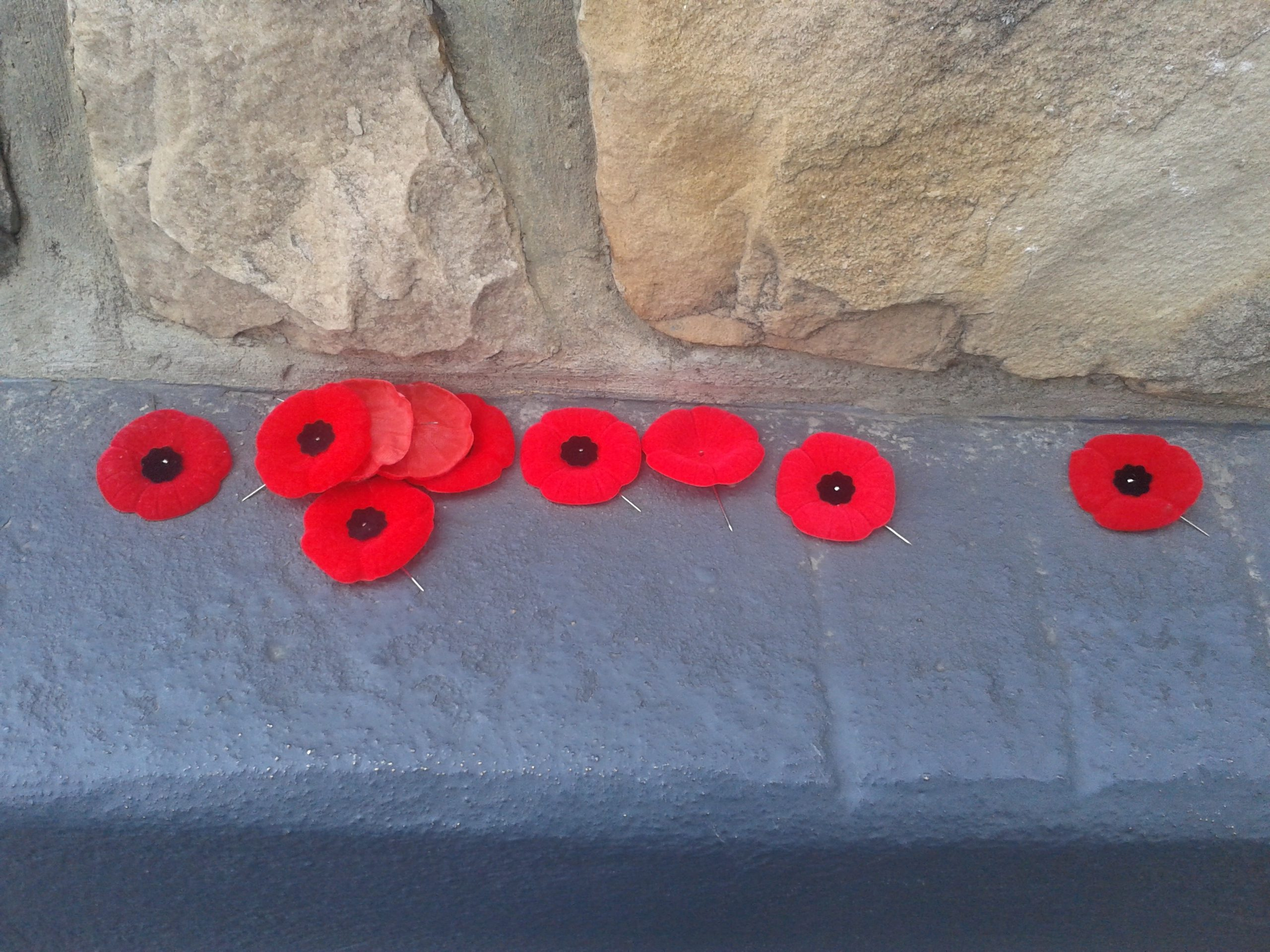 Remembrance Day ceremonies in and around Grande Prairie
