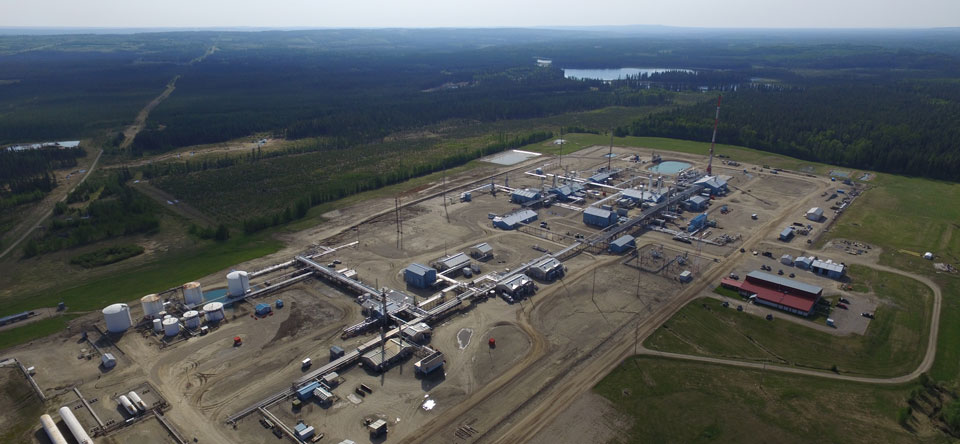 Tidewater looking to build a new gas plant in the Pipestone area