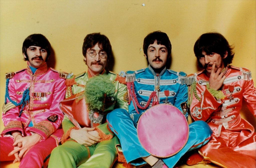 Sgt Peppers: 50 years old today