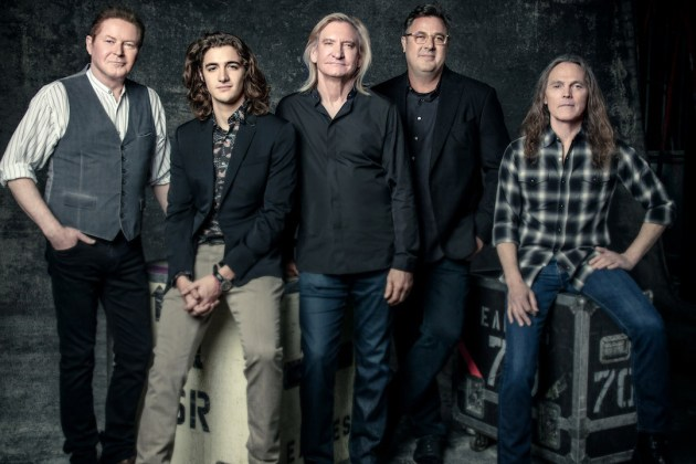 The Eagles Are Back With Two New Members