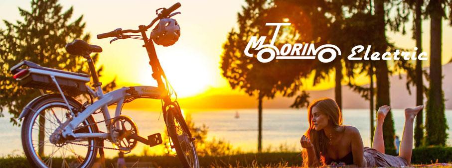 Win an Electric Bike from Motorino