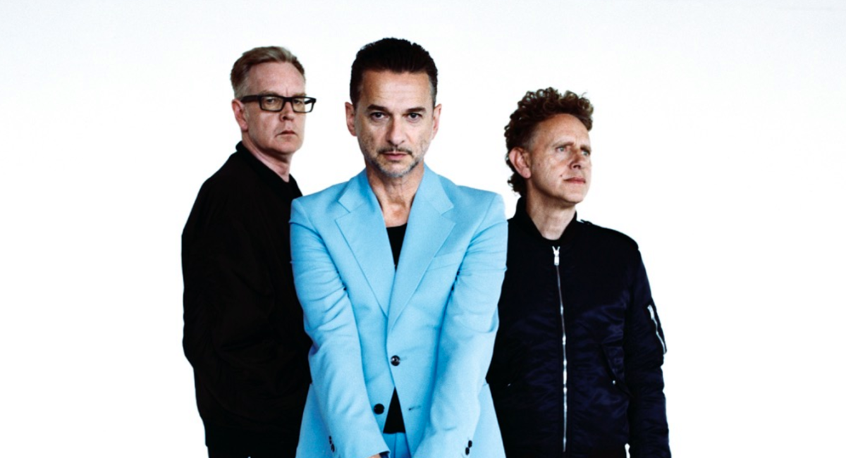 Depeche Mode Cover Bowie's 'Heroes' for 40th Anniversary