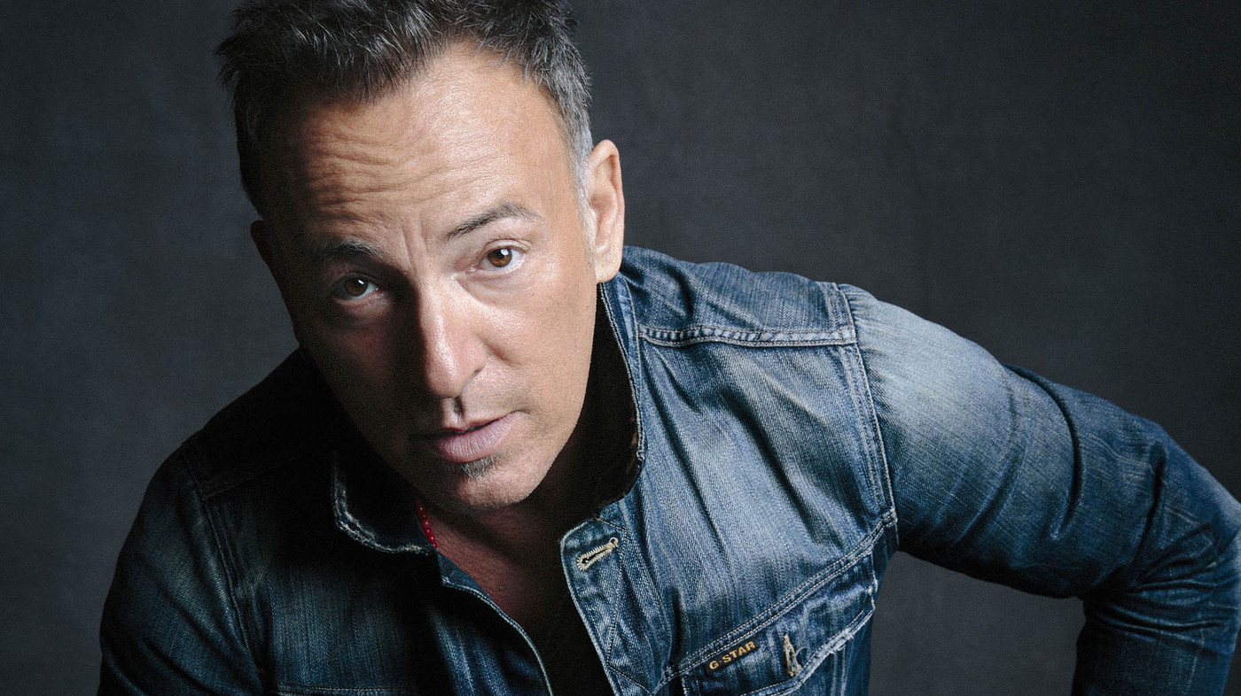 Happy Birthday to the Boss! Springsteen is 68 Today
