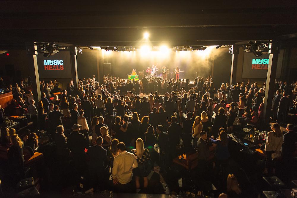 Music Heals Strike A Chord Gala Raises Over $500,000