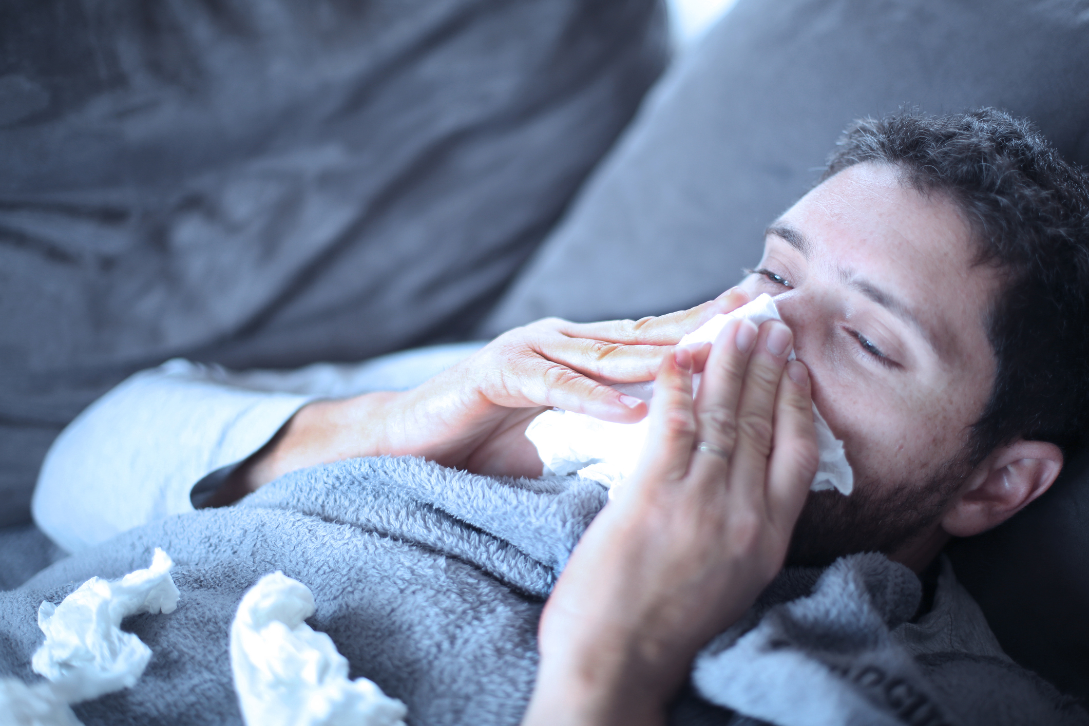"""""""Man Flu"""" Is Real, Canadian Researcher Says"""