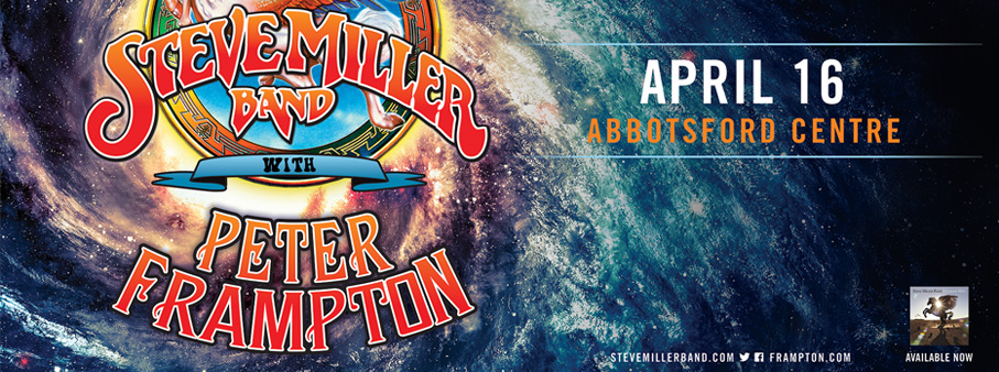 Win Tickets to the Steve Miller Band with Peter Frampton