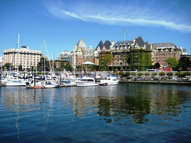 Victoria Is The Most Romantic City in Canada